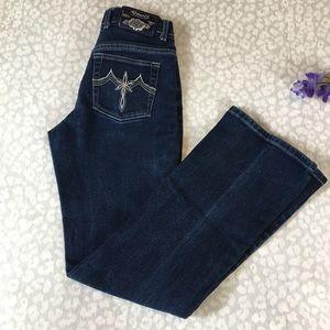 Revolt Jeans Sz 7
